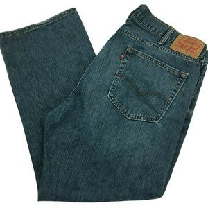 Levi's 559 Jeans Men's Size 40 x 30 Blue Denim Med